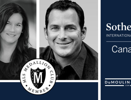 PHILIP DUMOULIN AND SANDRA MILLER – MEDALLION CLUB – TOP 100 REALTORS