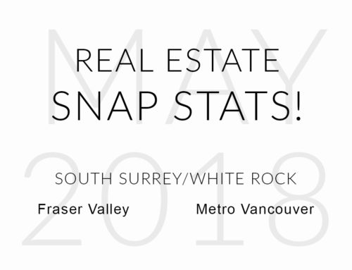 MAY 2018 REAL ESTATE SNAP STATS