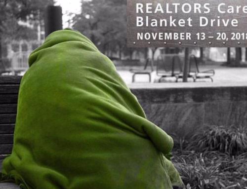 REALTORS Care Blanket Drive 2018