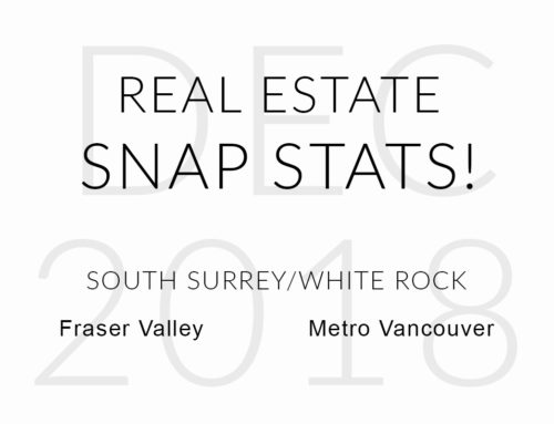 DECEMBER REAL ESTATE SNAPSTATS
