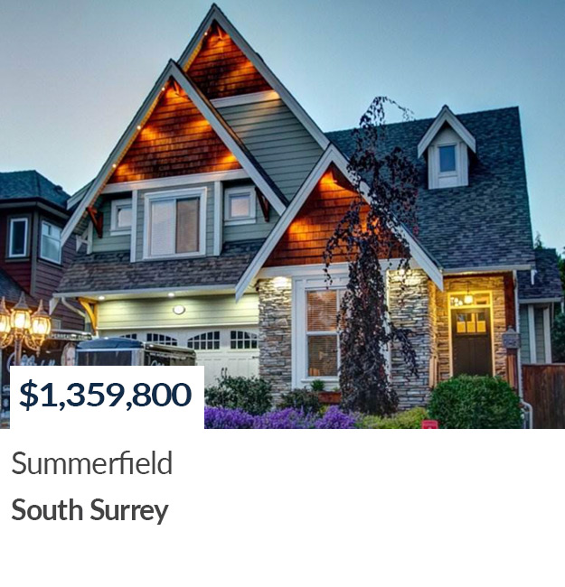 PROPERTY SOLD IN SOUTH SURREY - Philip DuMoulin and Sandra Miller