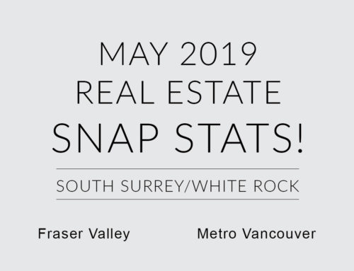 MAY REAL ESTATE SNAP STATS