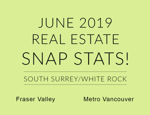 JUNE REAL ESTATE SNAP STATS