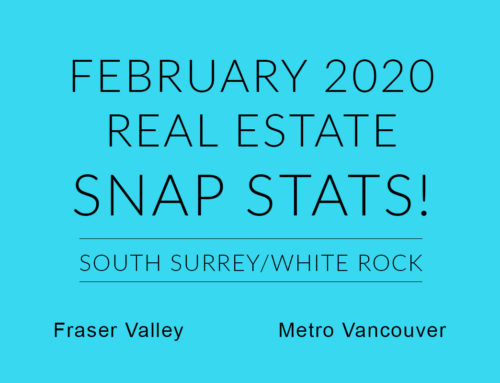 FEBRUARY REAL ESTATE SNAP STATS