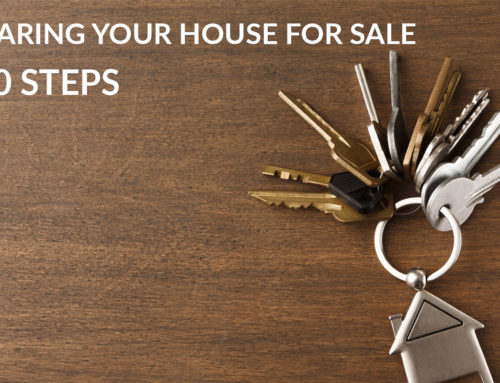 PREPARING YOUR HOUSE FOR SALE IN 30 STEPS