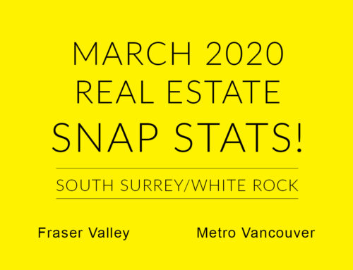 MARCH REAL ESTATE SNAP STATS