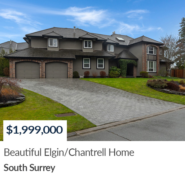 SOLD in Elgin/Chantrell