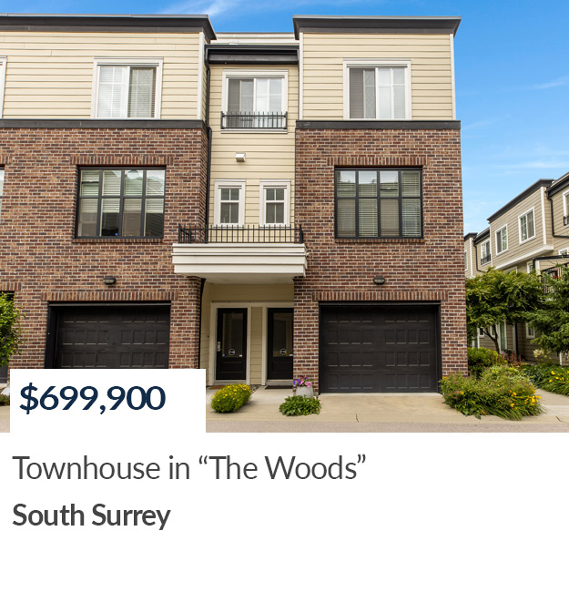 Townhouse sold in The Woods