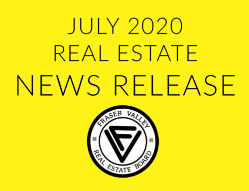 SALES AND NEW LISTINGS REACH NEAR RECORD – SETTING NUMBERS IN THE FRASER VALLEY