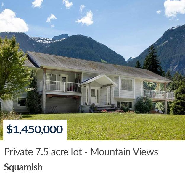 Sold in Squamish Realtor Summer Skarich