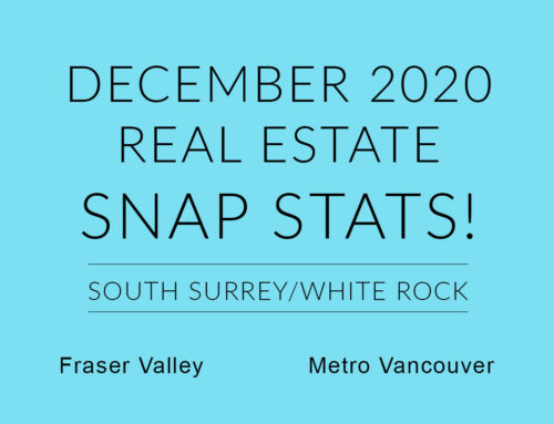 REAL ESTATE SNAP STATS