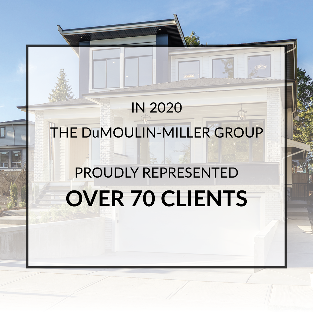 DuMoulin-Miller Group proud to represent clients