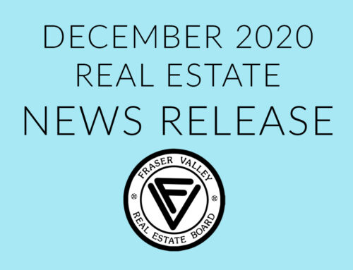 RECORD-SHATTERING DECEMBER CAPS UNEXPECTED YEAR IN FRASER VALLEY REAL ESTATE