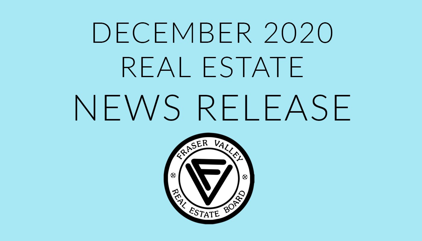 FVREB Real Estate December 2020
