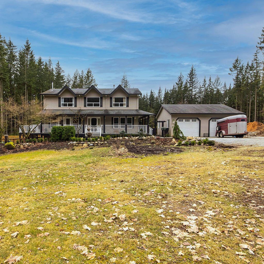 FOR SALE 12243 Rolley Lake Street Mission