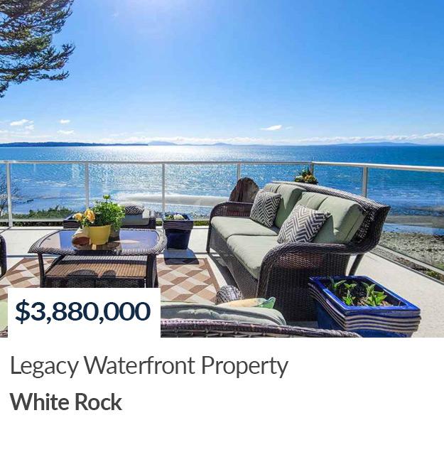 SOLD 14420 Marine Drive White Rock Realtor Sandra Miller