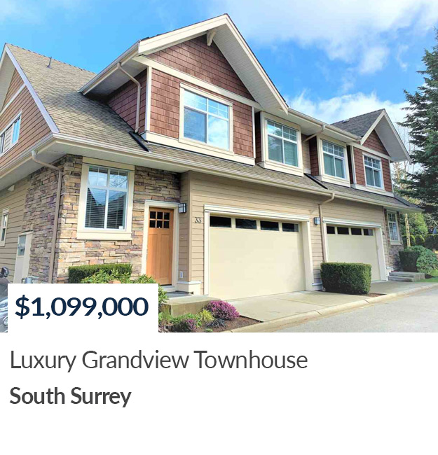 SOLD Grandview Townhouse Realtor Sandra Miller