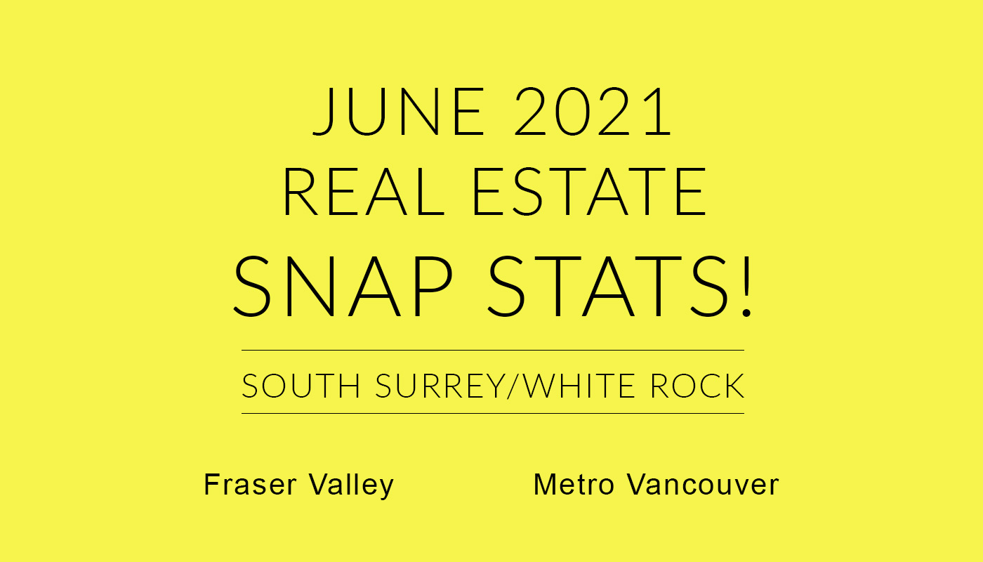 South Surrey White Rock Real Estate SnapStats