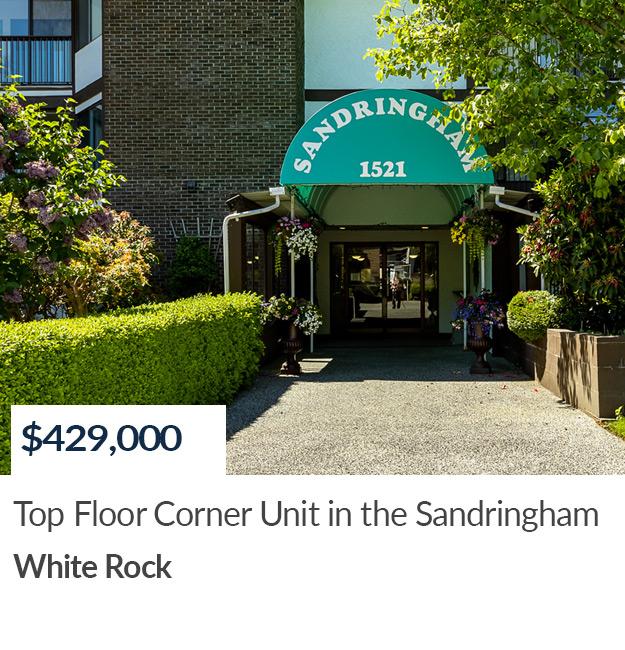 SOLD 401 1521 Blackwood Street White Rock Realtor Summer Skarich