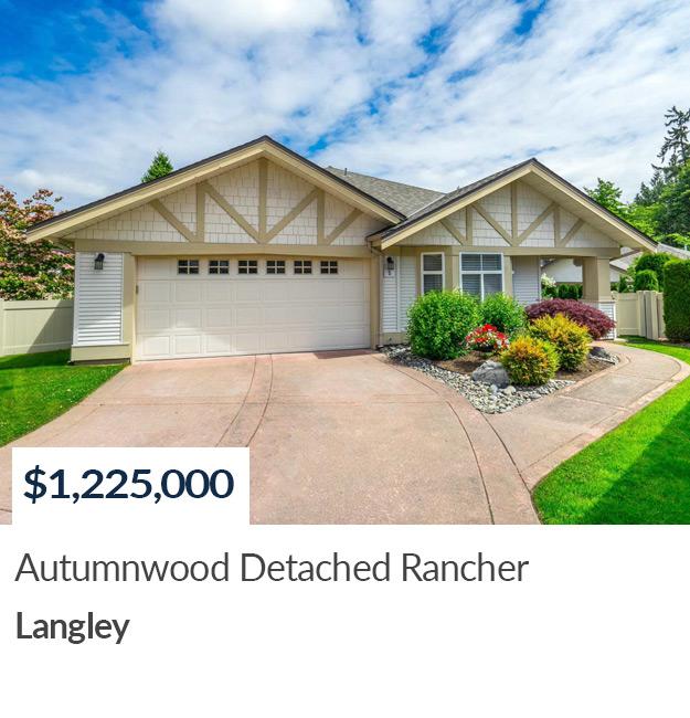 SOLD Autumnwood Langley Realtor Philip DuMoulin