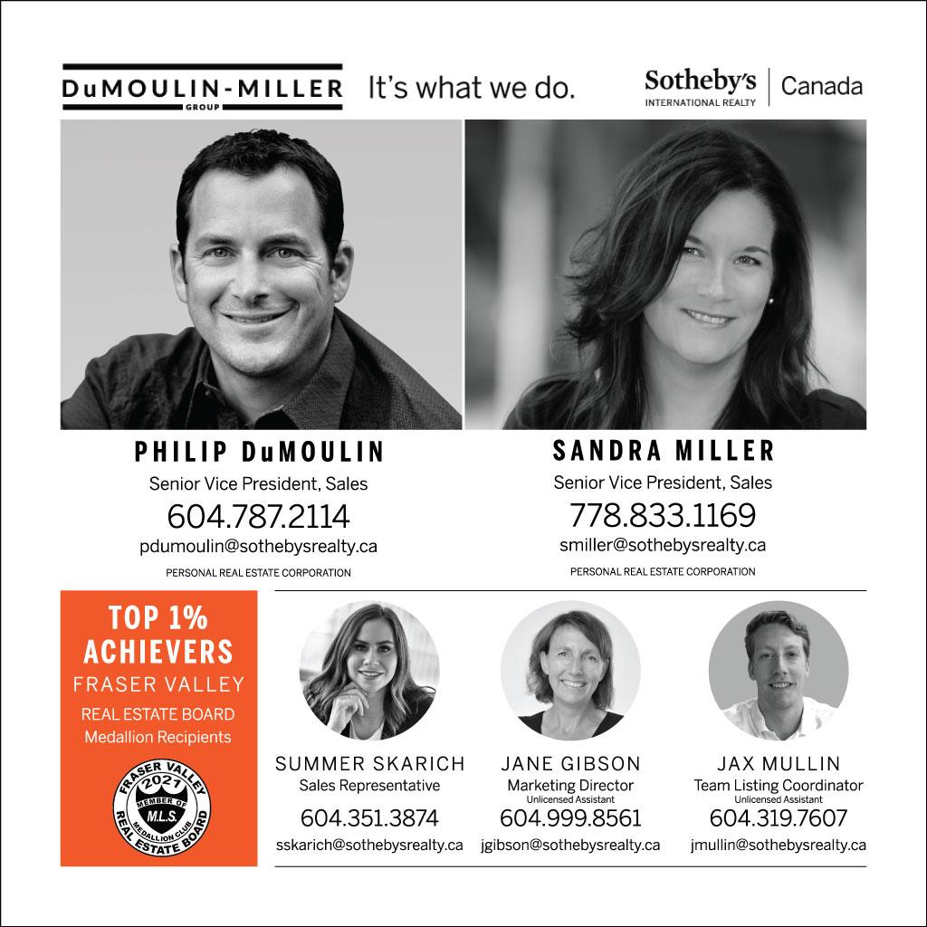 The DuMoulin-Miller Group
